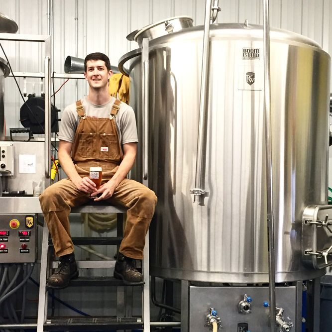 Behind-the-Scenes craft brew hop!