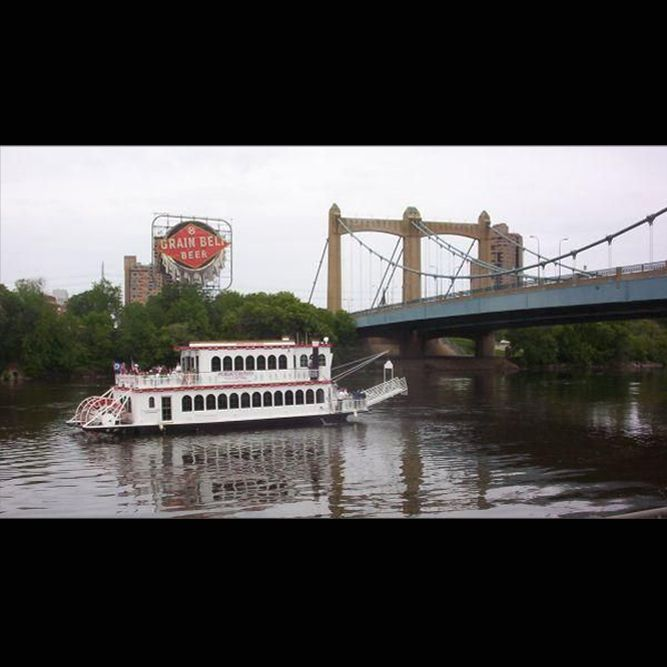 Minneapolis Brewery & Boat
